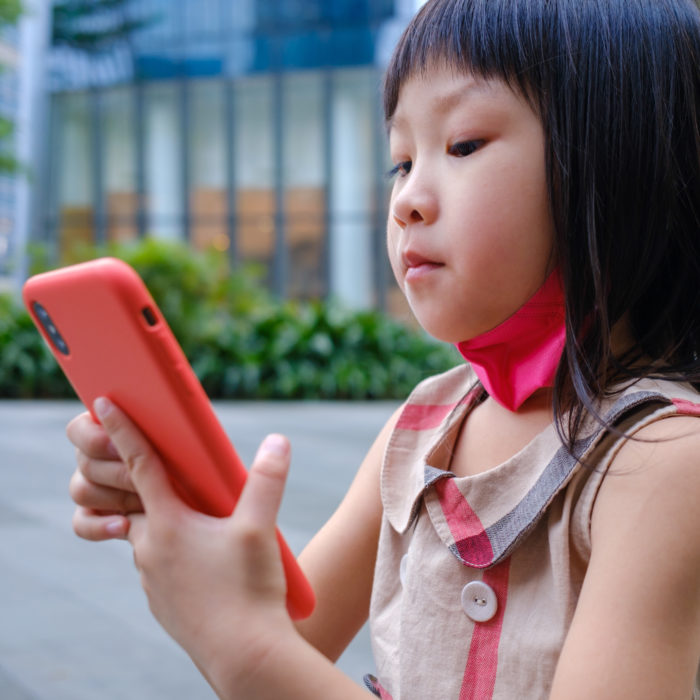 Is cell phone radiation risky for children